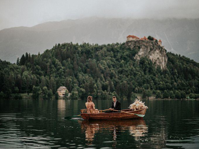 Surprise Lake Bled Marriage Proposal by Lake Bled wedding planner Petra Starbek - 006
