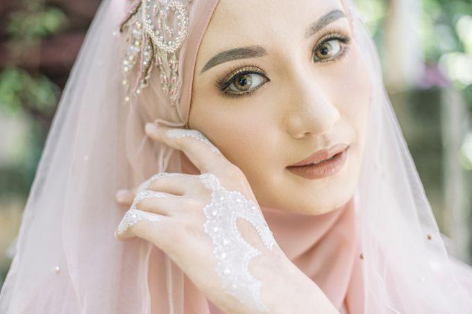 Ottoman Series - Soft Pink by LAKSMI - Kebaya Muslimah & Islamic Bride - 004