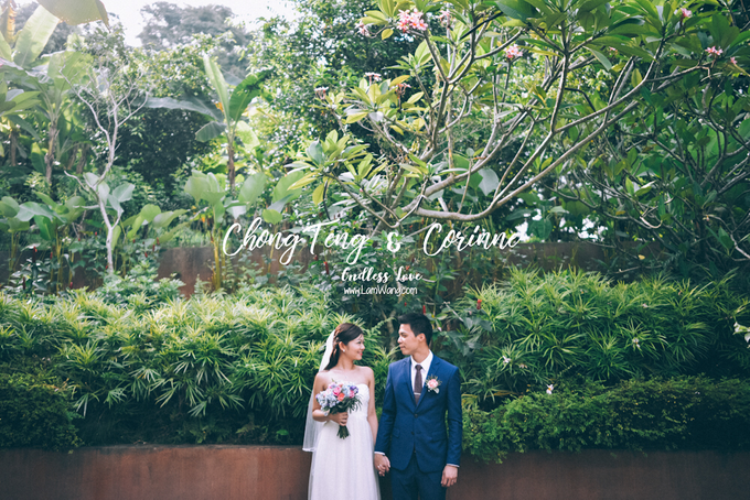 ChongTeng & Corrine Wedding by lam Wang photography - 001