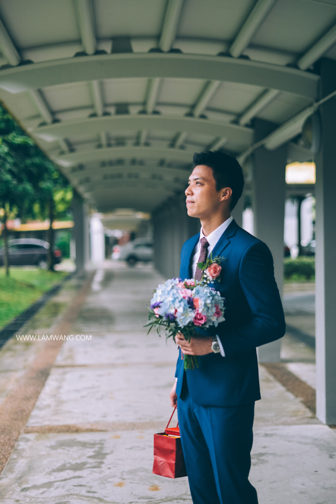 ChongTeng & Corrine Wedding by lam Wang photography - 011