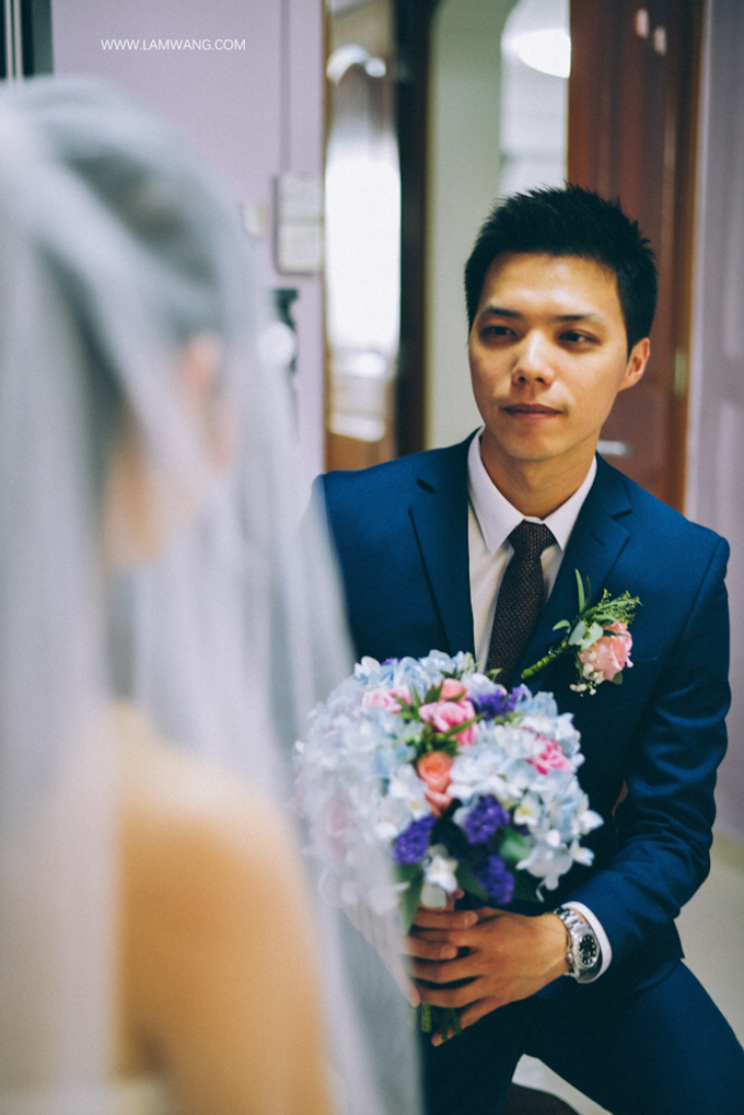 ChongTeng & Corrine Wedding by lam Wang photography - 014