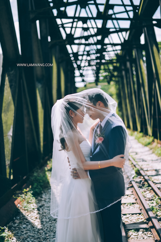 ChongTeng & Corrine Wedding by lam Wang photography - 024