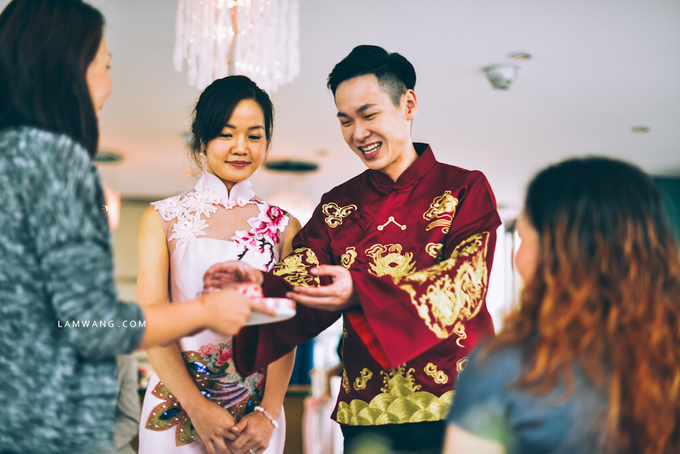 Jason & Weiching Weeding  by lam Wang photography - 012