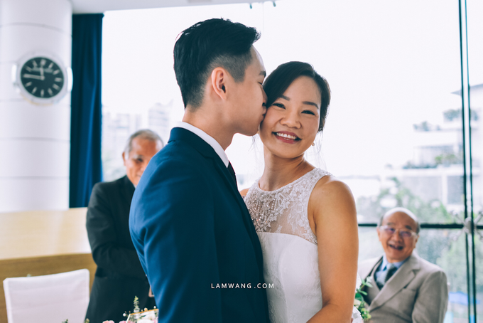 Jason & Weiching Weeding  by lam Wang photography - 028