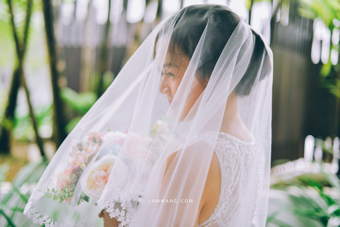 Jason & Weiching Weeding  by lam Wang photography - 032