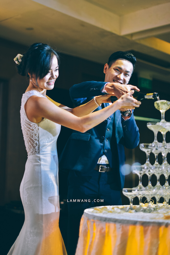 Jason & Weiching Weeding  by lam Wang photography - 038