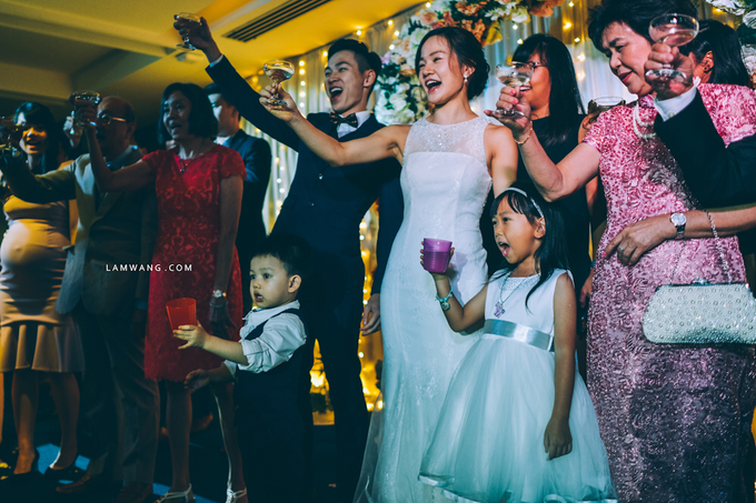 Jason & Weiching Weeding  by lam Wang photography - 041