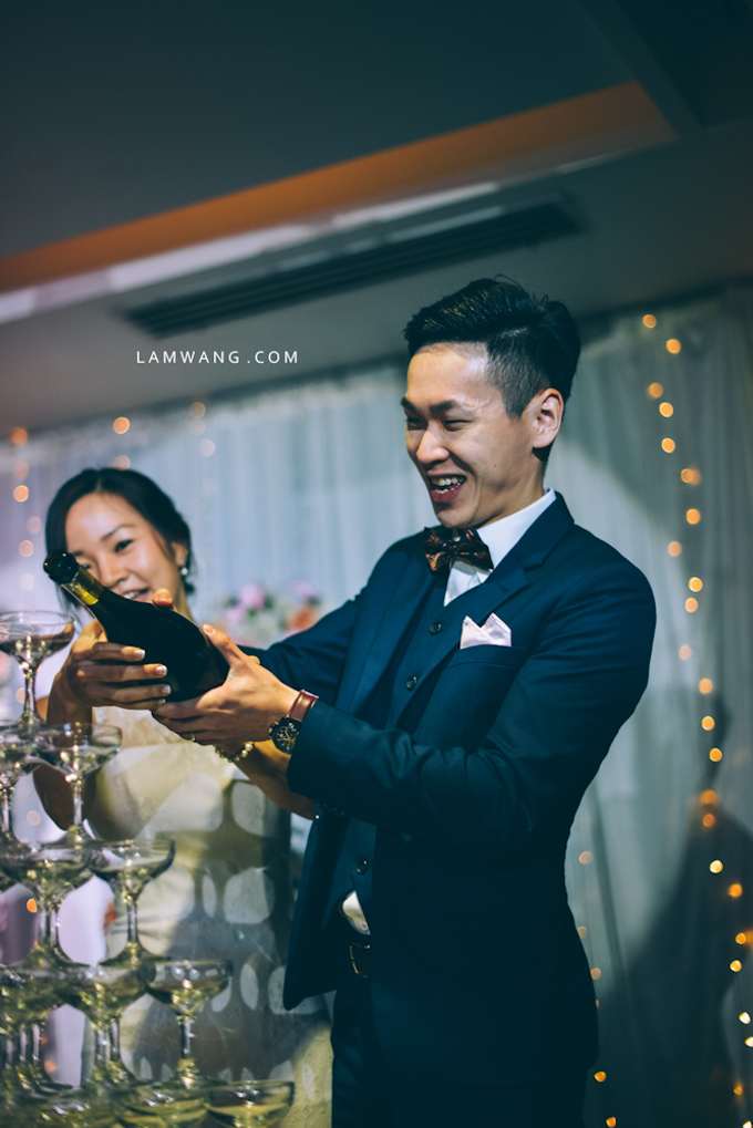Jason & Weiching Weeding  by lam Wang photography - 040