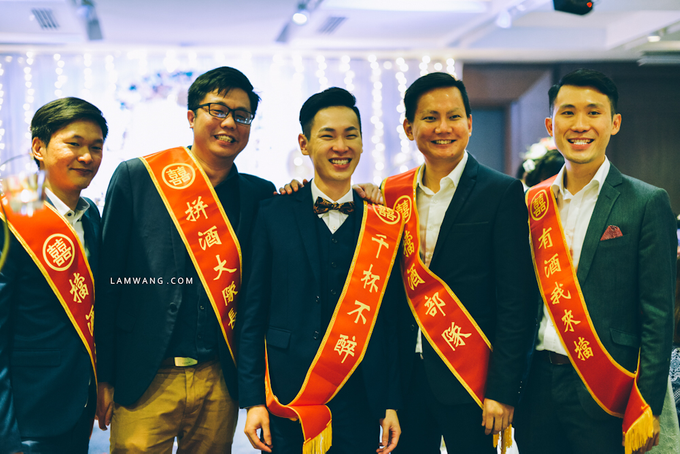 Jason & Weiching Weeding  by lam Wang photography - 042
