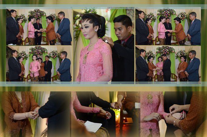 Pemberkatan Pernikahan Diza & Dani by Creative Fotografi - 007