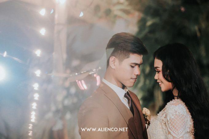 The Wedding Of Intan & Puja by Jakarta Souvenir - 050