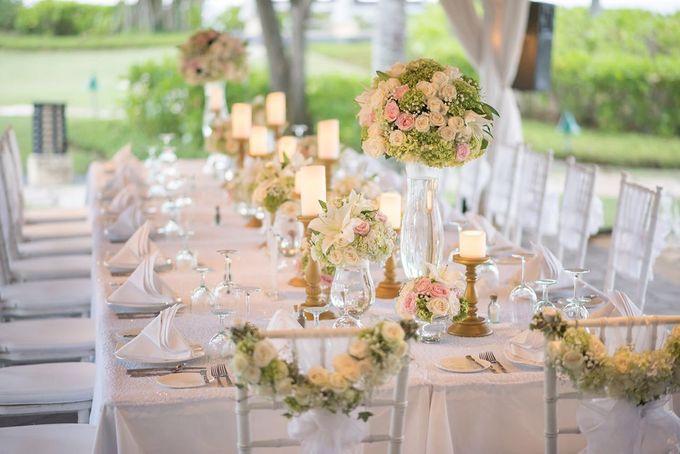 Romantic Dinner by d'Oasis Florist & Decoration - 001