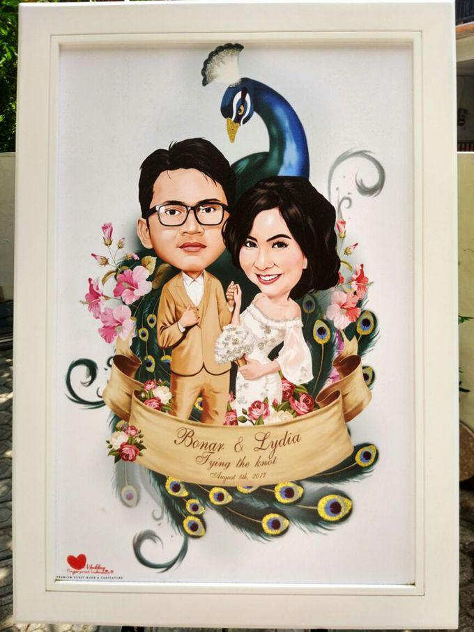 Lydia & Bonar by Wedding Fingerprint Indonesia - 001