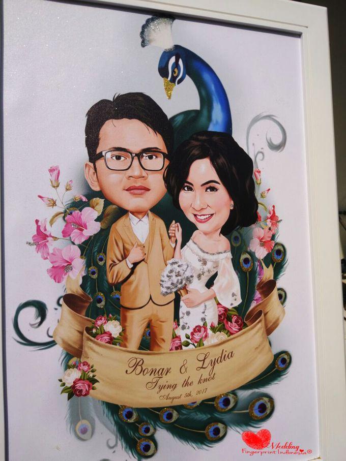 Lydia & Bonar by Wedding Fingerprint Indonesia - 002