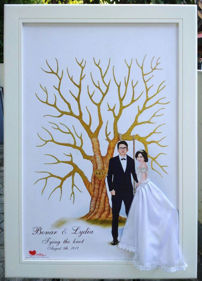 Lydia & Bonar by Wedding Fingerprint Indonesia - 003