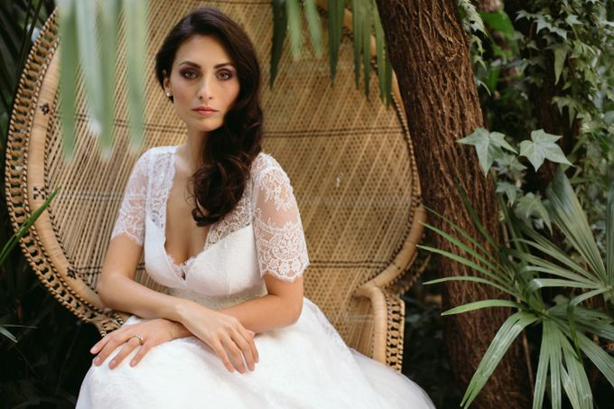 Bridal Shooting by Antonia Deffenu make-up artist - 002