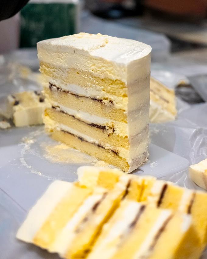 Wedding Cake - Alfa & Nathania by Lareia Cake & Co. - 007