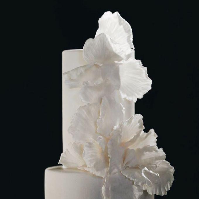 Wedding Cake - Albert & Olivia by Lareia Cake & Co. - 003