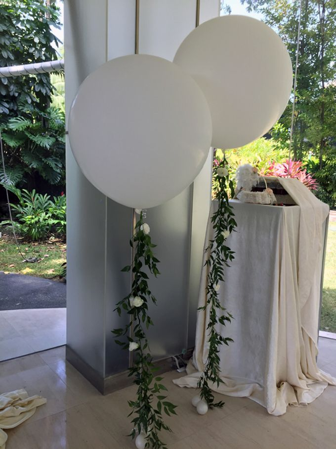 Wedding at Amara Glass Pavilion by The Olive 3 (S) Pte Ltd - 007