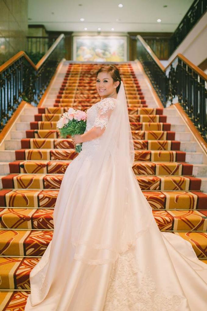 Bride: Kimberly Lee Yu by LASALA - 004