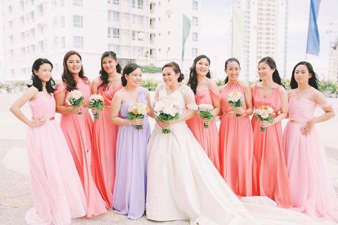 Bride: Kimberly Lee Yu by LASALA - 002