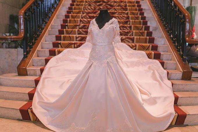 Bride: Kimberly Lee Yu by LASALA - 006