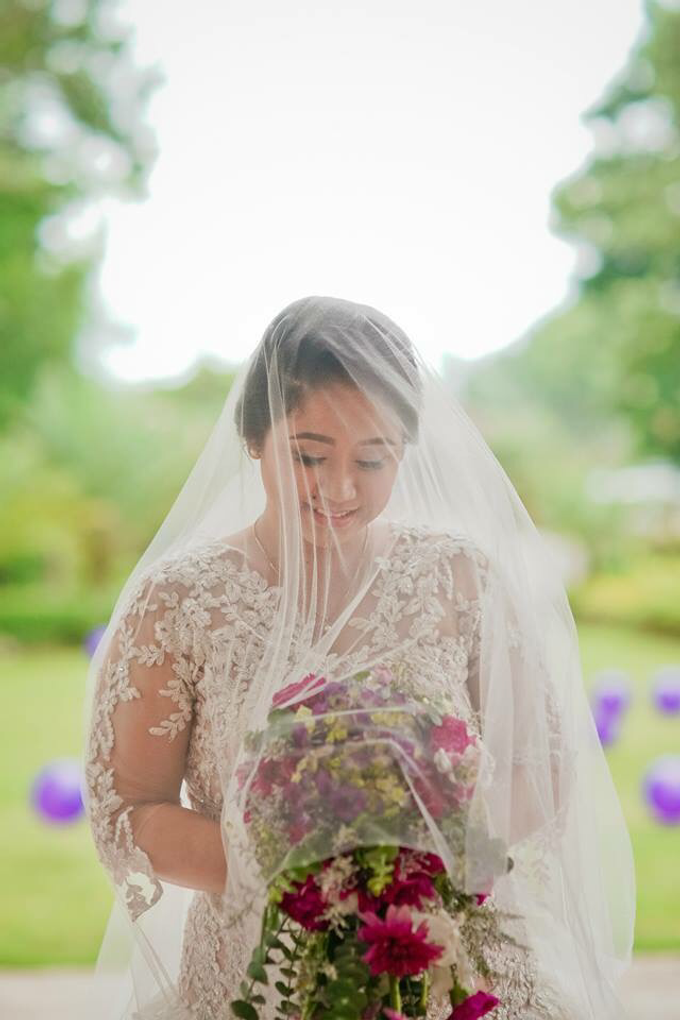 Bride: Therese de Roma Asuncion  by LASALA - 005