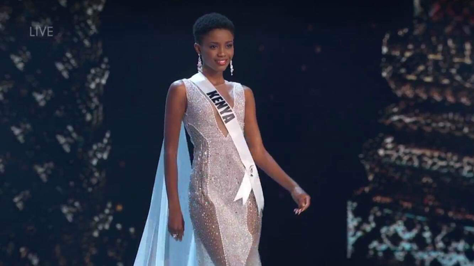 Miss Universe Kenya '18 - Wabaiya Kariuki by LASALA - 004