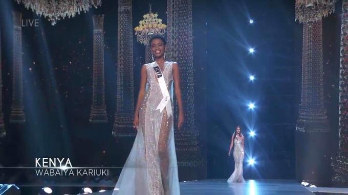 Miss Universe Kenya '18 - Wabaiya Kariuki by LASALA - 005