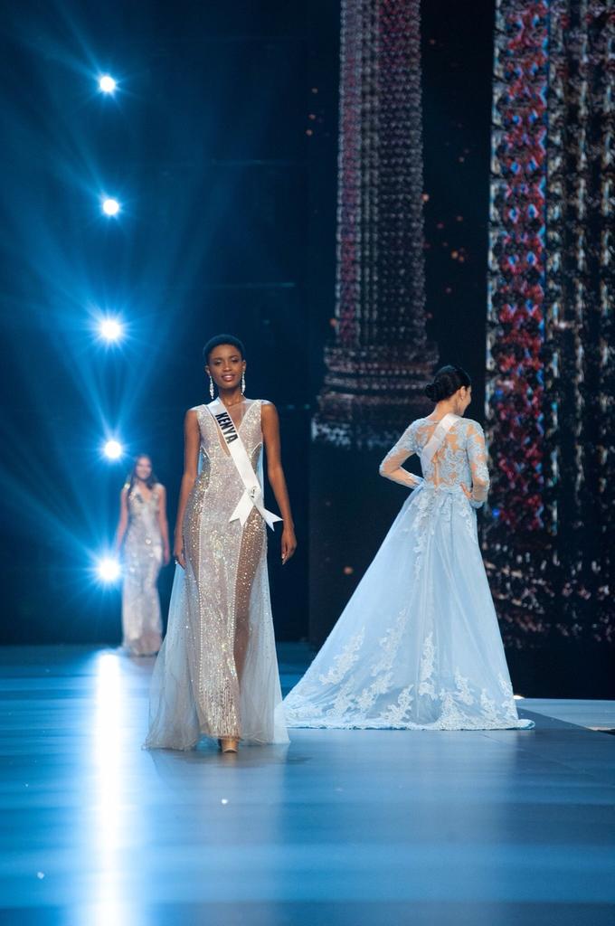 Miss Universe Kenya '18 - Wabaiya Kariuki by LASALA - 002