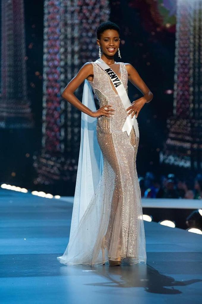 Miss Universe Kenya '18 - Wabaiya Kariuki by LASALA - 003
