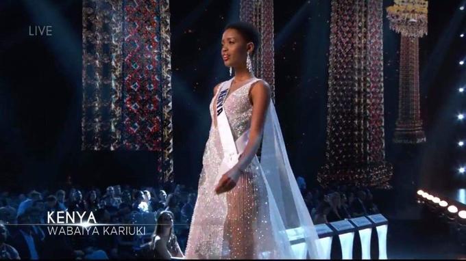 Miss Universe Kenya '18 - Wabaiya Kariuki by LASALA - 007