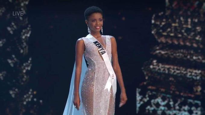 Miss Universe Kenya '18 - Wabaiya Kariuki by LASALA - 009