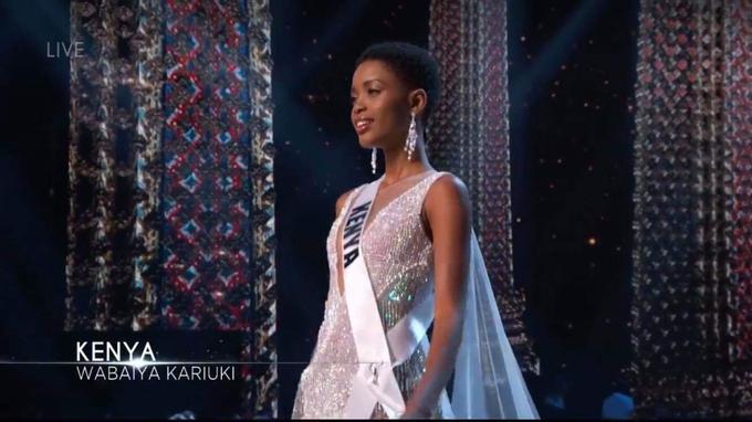 Miss Universe Kenya '18 - Wabaiya Kariuki by LASALA - 008