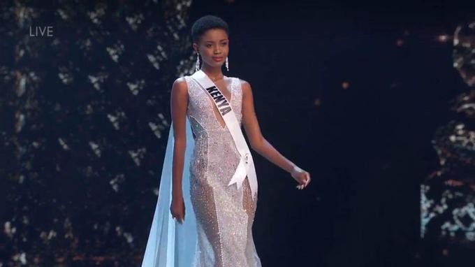 Miss Universe Kenya '18 - Wabaiya Kariuki by LASALA - 010
