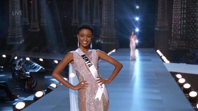 Miss Universe Kenya '18 - Wabaiya Kariuki by LASALA - 012