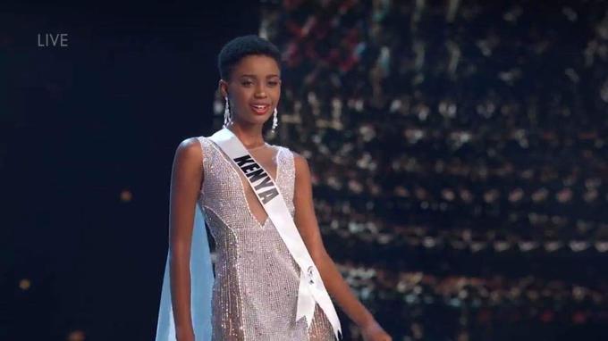 Miss Universe Kenya '18 - Wabaiya Kariuki by LASALA - 011