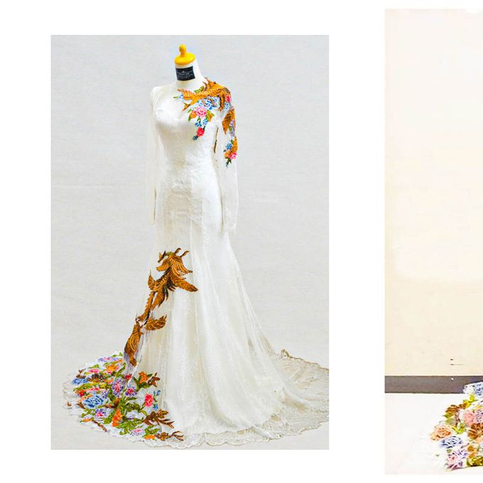 Batik/Kebaya Modern Collections by Yenny Lee Bridal Couture - 003