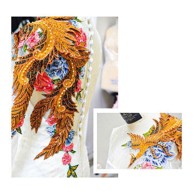 Batik/Kebaya Modern Collections by Yenny Lee Bridal Couture - 001