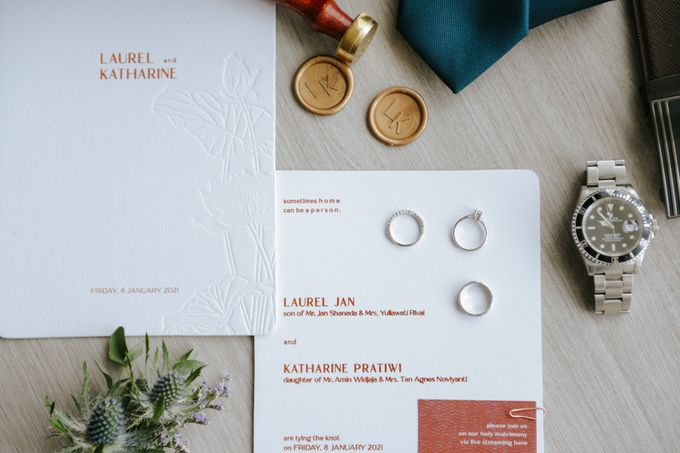 Wedding Organizer for Laurel and Kath by Double Happiness Wedding Organizer - 009