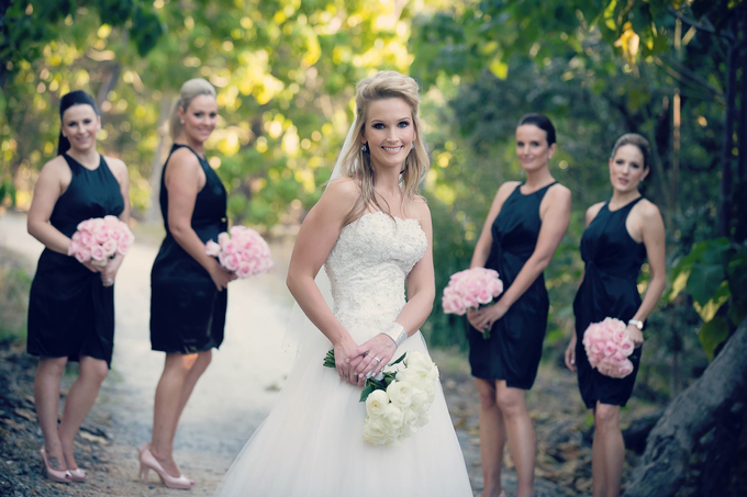 Lauren and Ryans Wedding by Tiara bridal artistry - 001