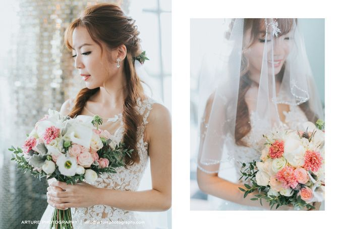 handbouqet by Berkat Bahagia Flowers - 004
