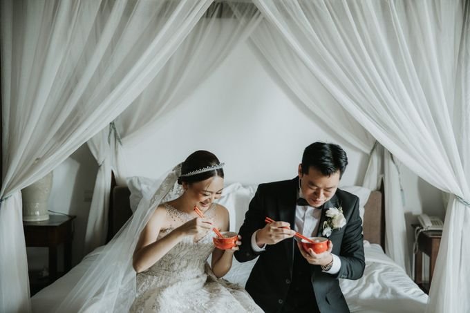 The Wedding of Livia & Andy by Bali Eve Wedding & Event Planner - 009