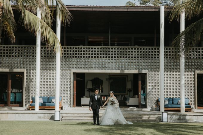 The Wedding of Livia & Andy by Bali Eve Wedding & Event Planner - 012