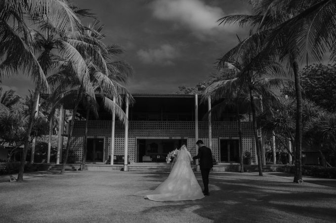 The Wedding of Livia & Andy by Bali Eve Wedding & Event Planner - 013