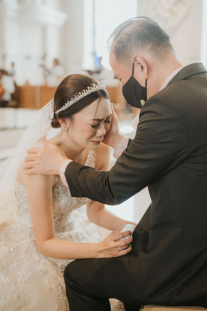 The Wedding of Livia & Andy by Bali Eve Wedding & Event Planner - 020