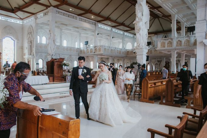 The Wedding of Livia & Andy by Bali Eve Wedding & Event Planner - 022