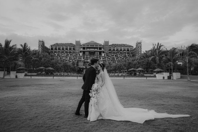The Wedding of Livia & Andy by Bali Eve Wedding & Event Planner - 030