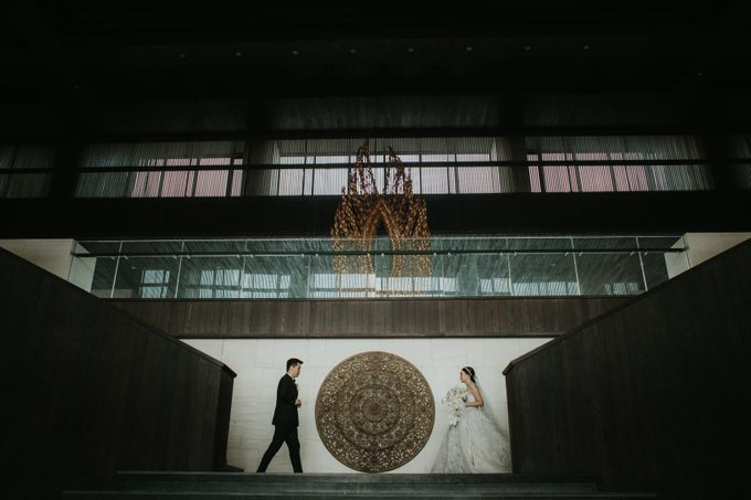 The Wedding of Livia & Andy by Bali Eve Wedding & Event Planner - 035