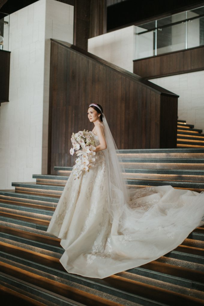 The Wedding of Livia & Andy by Bali Eve Wedding & Event Planner - 037